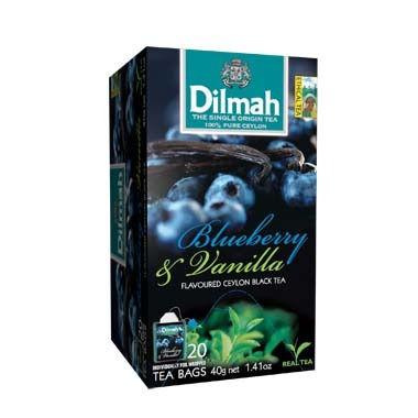 Dilmah Blueberry Vanilla
