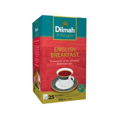 Čaj Dilmah English Breakfast 25x2g