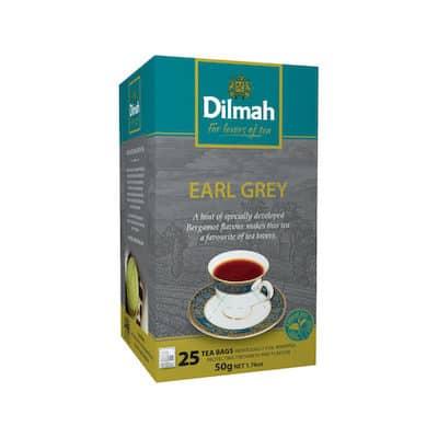 Čaj Dilmah Original Earl Grey 25x2g