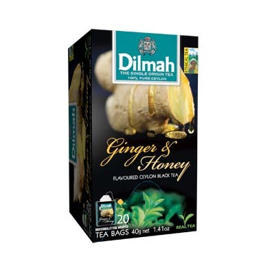 Dilmah Ginger Honey