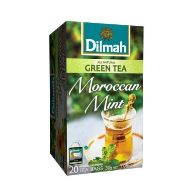 Dilmah Moroccan Mint