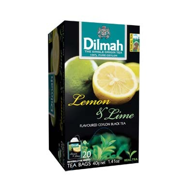 Dilmah Lemon Lime