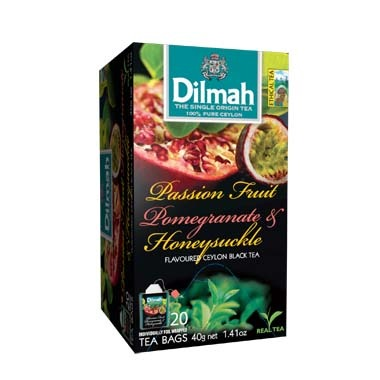dilmah passion fruit
