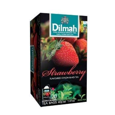 dilmah strawberry