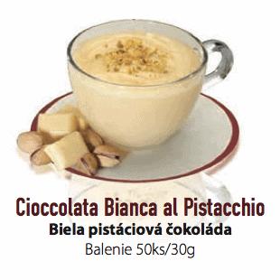 Čokoláda LaVita Pistáciová 50x30g