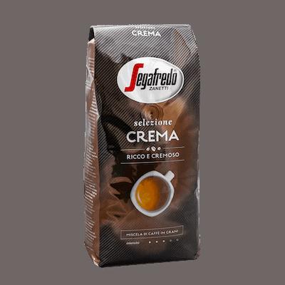 Segafredo Selezione Crema zrnková káva 1kg