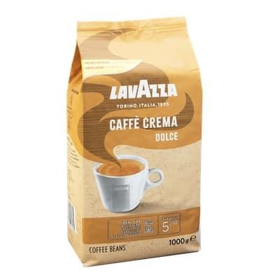 Lavazza Caffe Crema Dolce zrnková káva 1kg