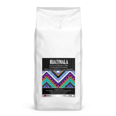 Xcoffee Guatemala SHB E.P. Huehuetenango zrnková káva