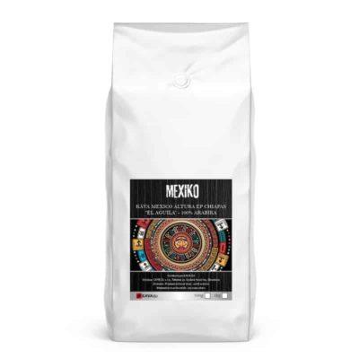 """Xcoffee Mexico Altura EP Chiapas """"El Aguila"""" zrnková káva"""