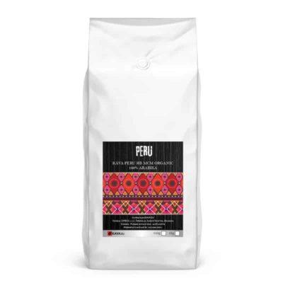 Xcoffee Peru HB MCM Organic zrnková káva