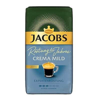 Jacobs Crema MILD zrnková káva 1kg