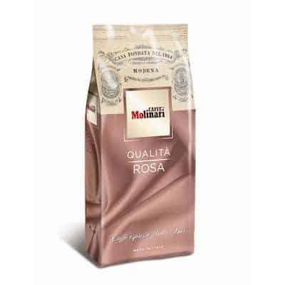 Molinari Qualita Rosa zrnková káva 1kg