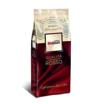 Molinari Qualita Rosso zrnková káva 1kg