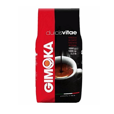 Gimoka Dulcis Vitae zrnková káva 1kg