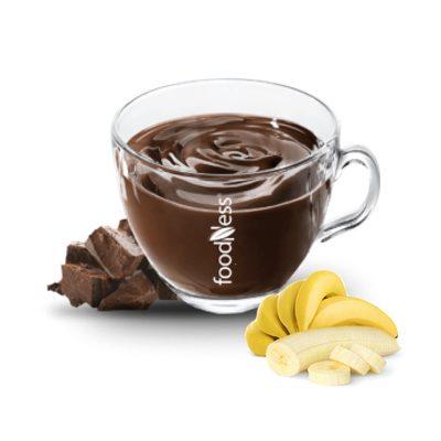 Čokoláda FOODNESS Bananová 15x30g