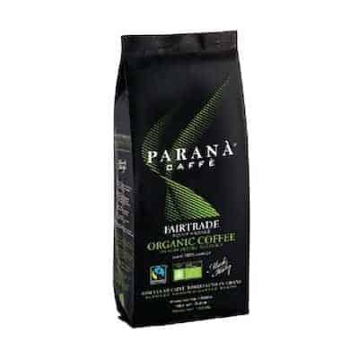 Parana Organic Fairtrade zrnková káva 1kg