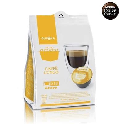 Gimoka Caffe Lungo pre Dolce Gusto 16ks