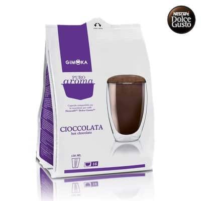 Gimoka Čokoláda pre Dolce Gusto 16ks