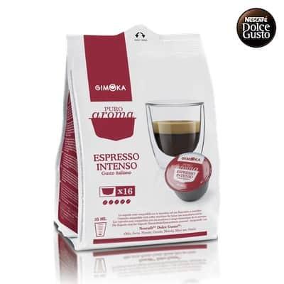 Gimoka Espresso Intenso pre Dolce Gusto 16ks
