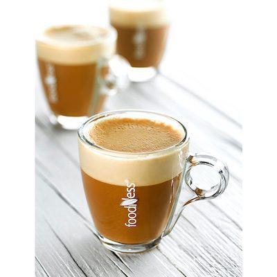 Foodness Ženšen káva s kolagénom pre Dolce Gusto