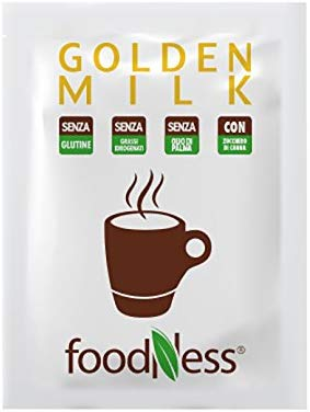 Foodness Zlaté mlieko 10x20g