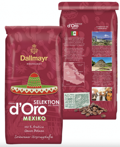 Dallmayr Selection from MEXICO
