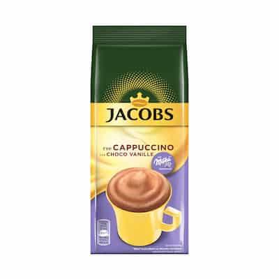 Jacobs Cappuccino Milka Choco Vanille 500g