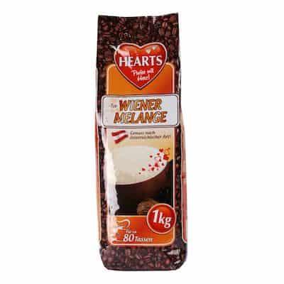 Hearts Cappuccino Wiener Melange 1kg