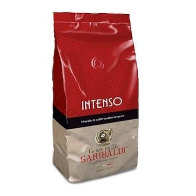 Garibaldi Intenso zrnková káva 1kg