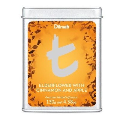 T-Series Elderflower with Cinnamon & Apple DÓZA 130g