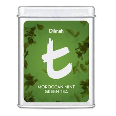 T-Series Moroccan Mint Green Tea DÓZA 80g