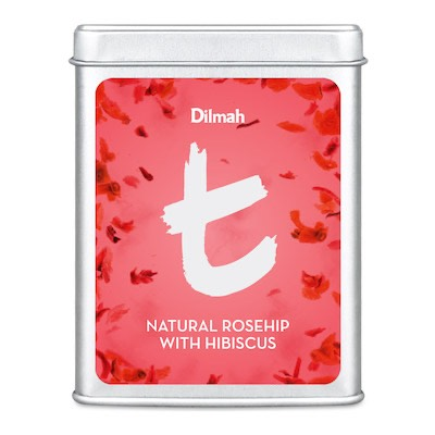 T-Series Rosehip with Hibiscus DÓZA 90g