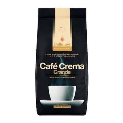 Dallmayr Cafe Crema Grande zrnková káva 1kg