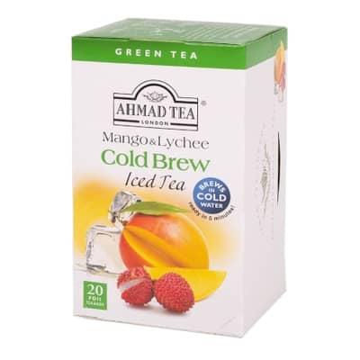 Ahmad Ľadový čaj Mango a Liči 20x2g