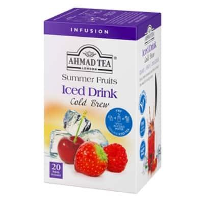 Ahmad Ľadový čaj Letná Zmes 20x2g
