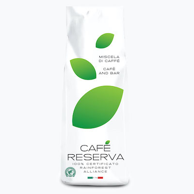Café Reserva Rainforest zrnková káva 1kg