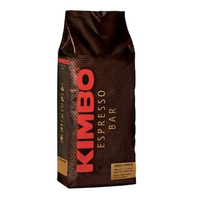 Kimbo Crema Suprema zrnková káva 1kg