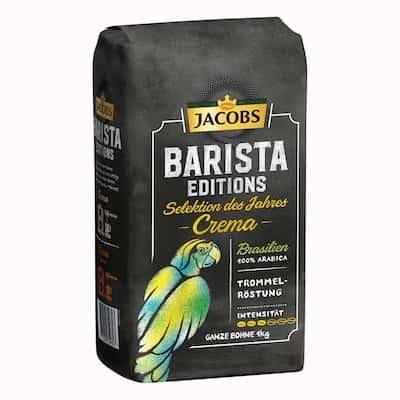 Jacobs Barista SELECTION zrnková káva 1kg