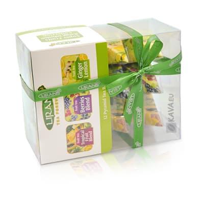 Čaj Liran Super Fruit Pyramid Box 12x2g