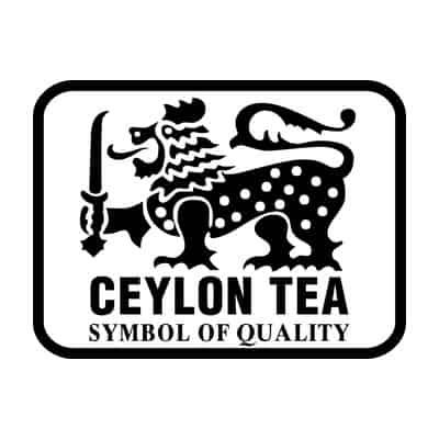 Ceylon tea logo - Kava.eu
