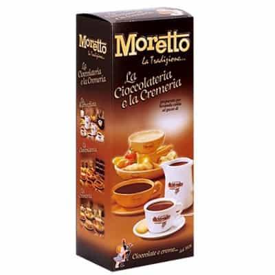 Čokoláda Moretto Horká 50x30g