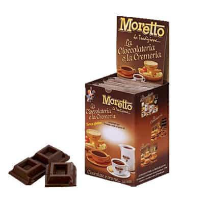 Čokoláda Moretto Horká 12x30g