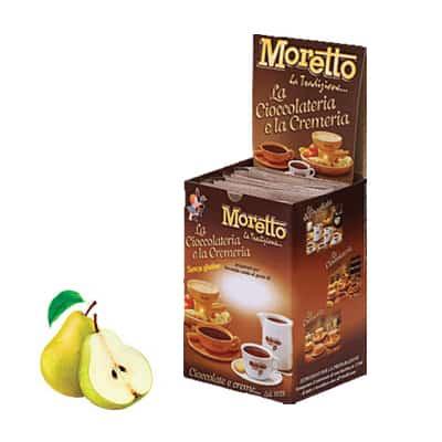 Čokoláda Moretto Hruška 12x30g