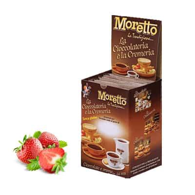 Čokoláda Moretto Jahoda 12x30g