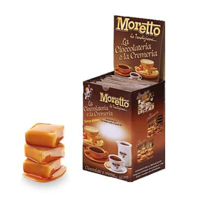 Čokoláda Moretto Karamel 12x30g