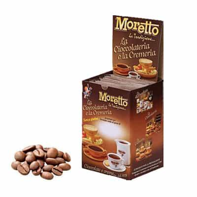 Čokoláda Moretto Káva 12x30g