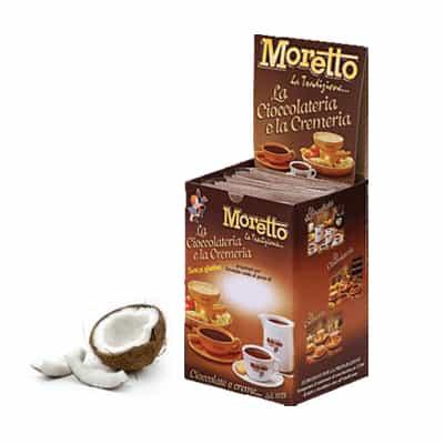 Čokoláda Moretto Kokos 12x30g