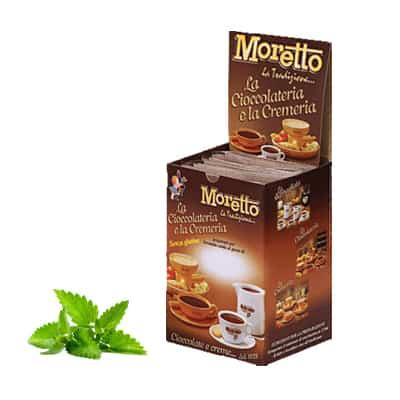 Čokoláda Moretto Mäta 12x30g