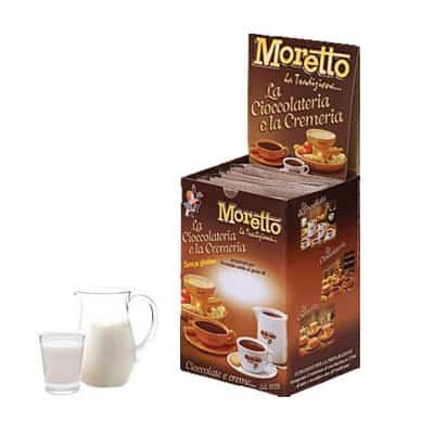 Čokoláda Moretto Mliečna 12x30g
