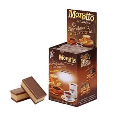 Čokoláda Moretto Nugát 12x30g